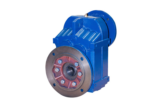 F Series Parallel Shaft - Helical Geared Motor